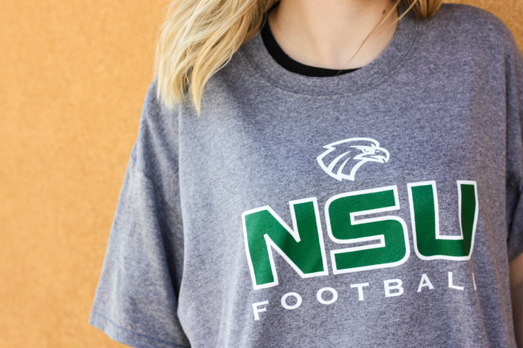 NSU Football T-shirt