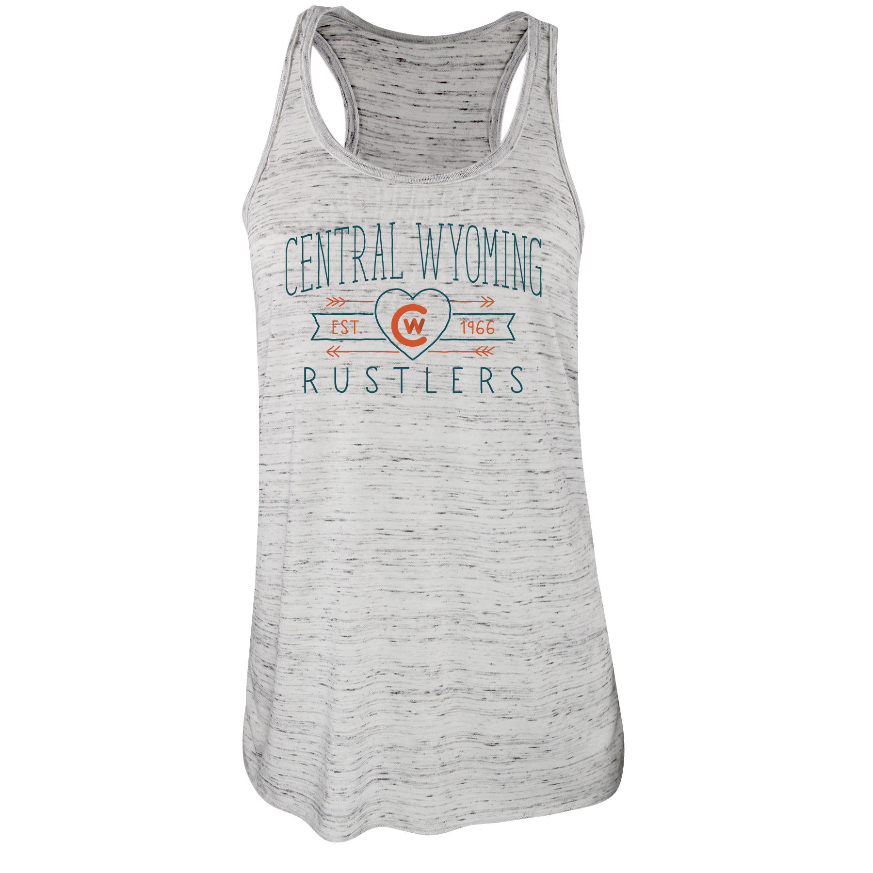 Flowy Racer Back Tank Top