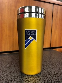 Fort Lewis Travel Mug