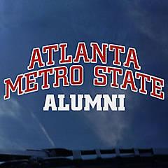 Atlanta Metropolitan State College Alumni Decal