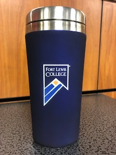 Fort Lewis Travel Mug