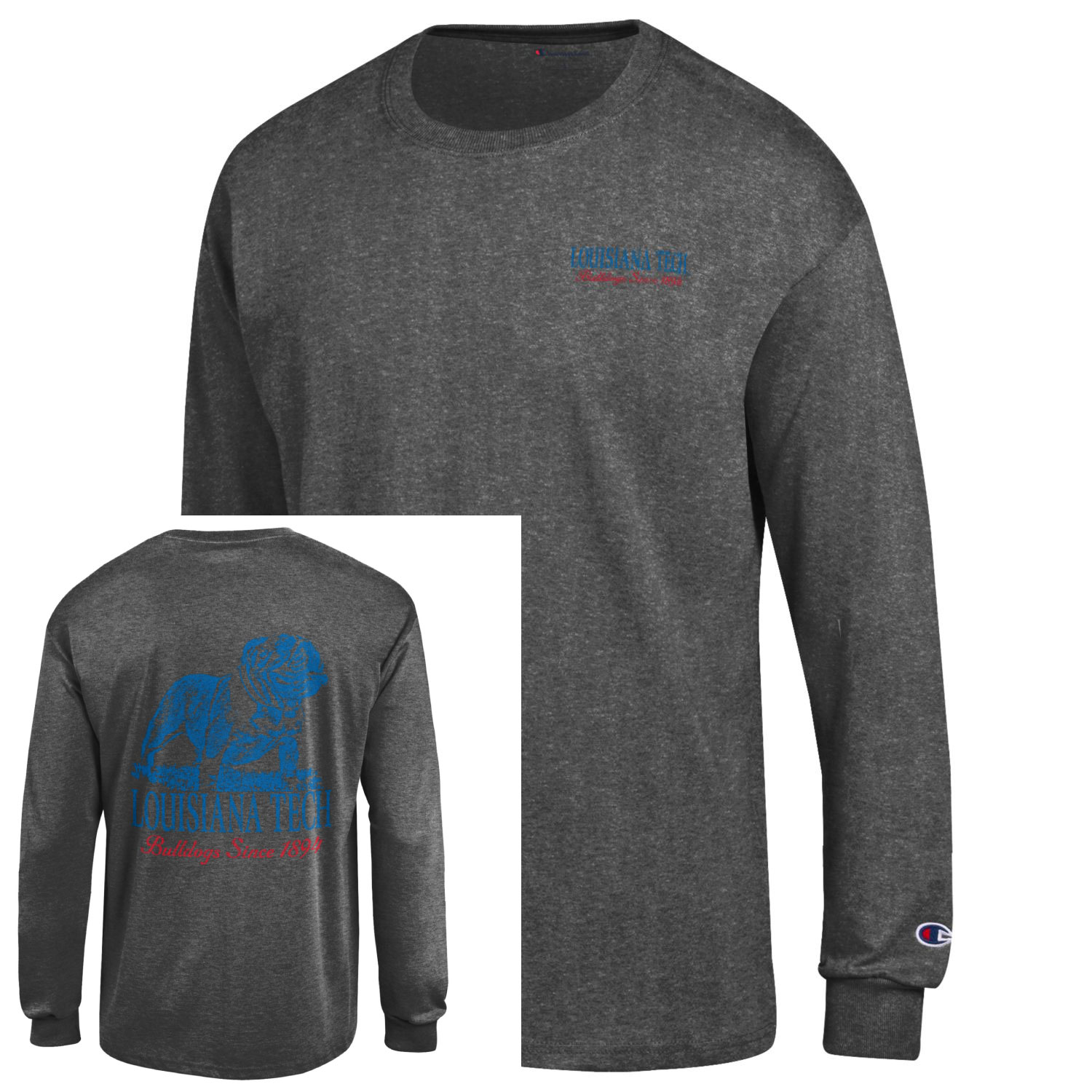 La Tech Long Sleeve Tee