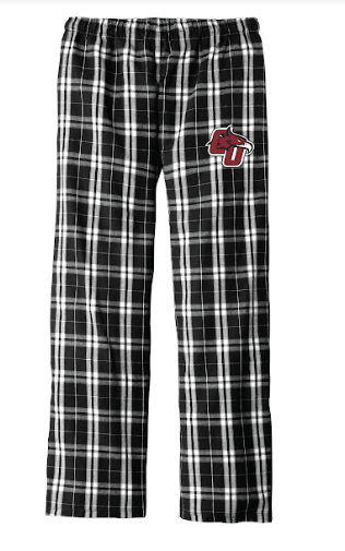 CU Plaid Pajama Pants