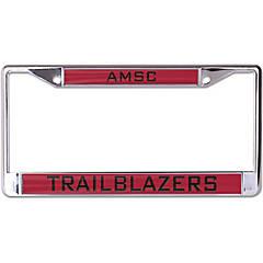 Atlanta Metropolitan Trailblazers License Plate Frame