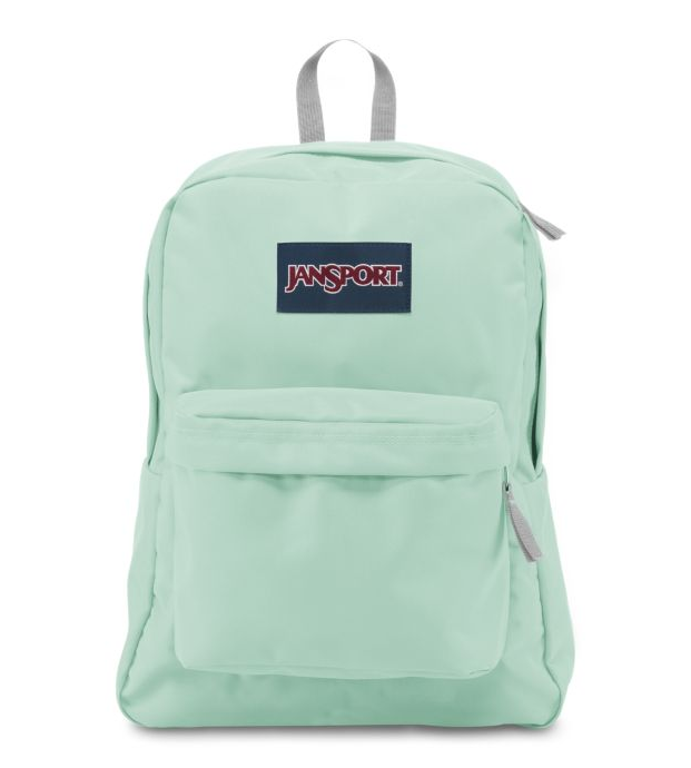 Jansport Superbreak Brook Green Backpack