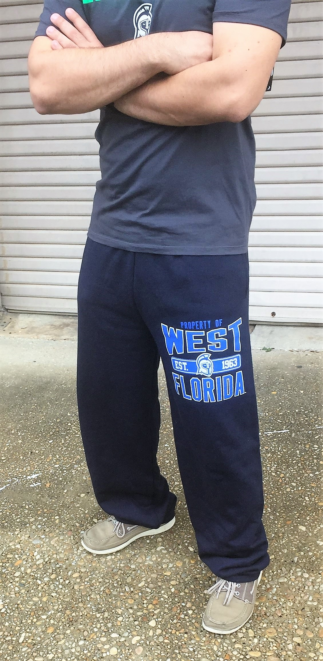 PROPERTY OF WEST FLORIDA SWEAT PANTS