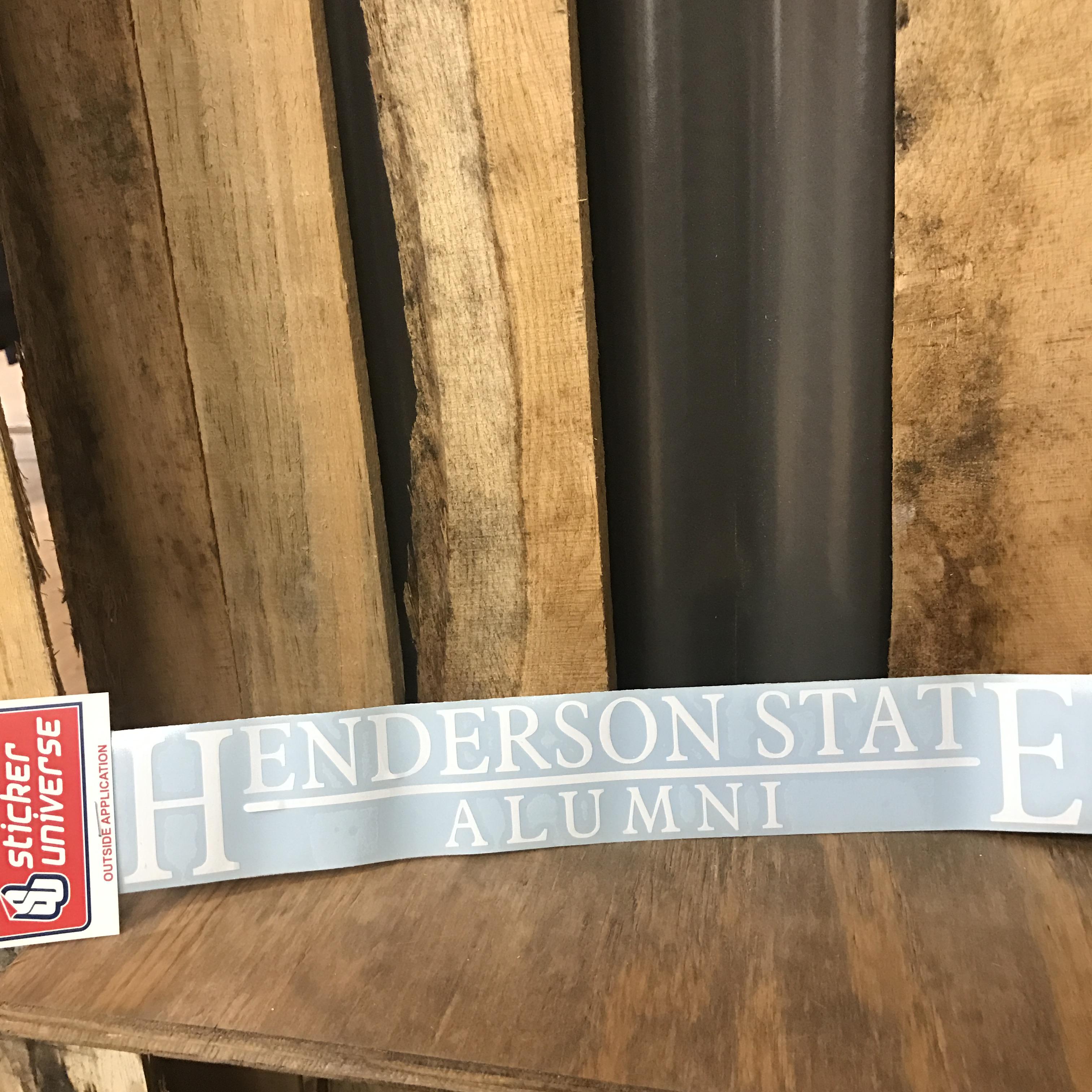 Henderson State Alumni