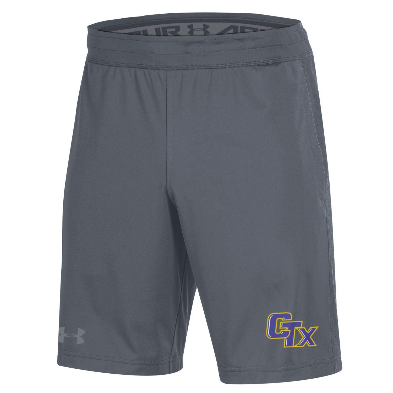 Under Armour Raid Shorts - Rhino Grey