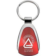Atlanta Metropolitan State College Alumni Teardrop Keychain