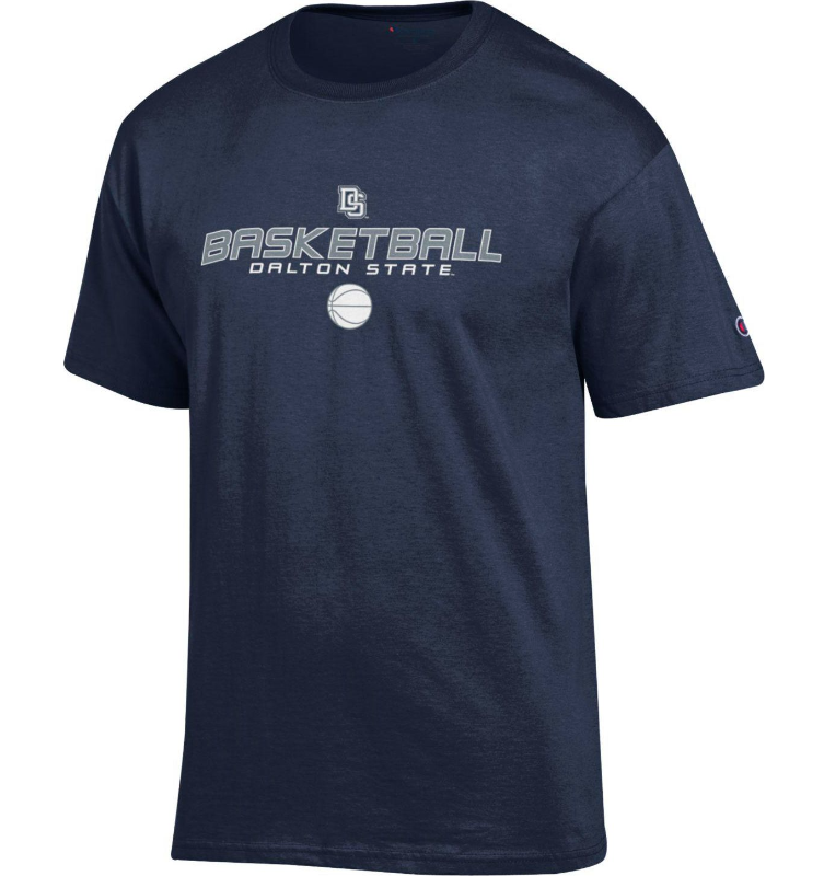 Dalton State Basketball Short Sleeve T-Shirt
