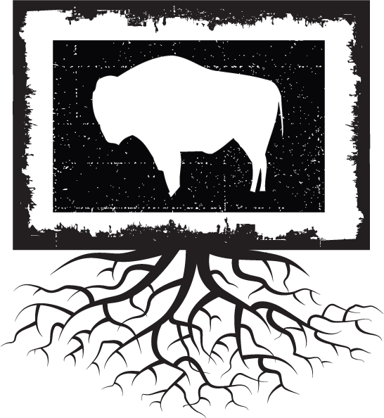 Wear Your Roots- Wyoming Decal