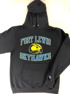 Fort Lewis Hoodie with Logo