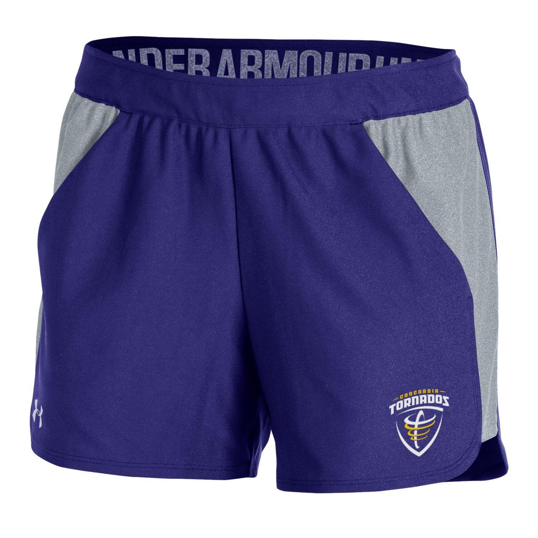 Under Armour Playoff Short - Purple