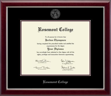 Gallery Diploma Frame