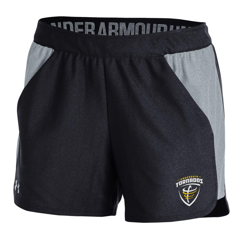 Under Armour Playoff Short - Black
