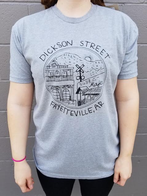 Dickston st cc grey
