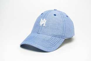Blue Oxford Hat