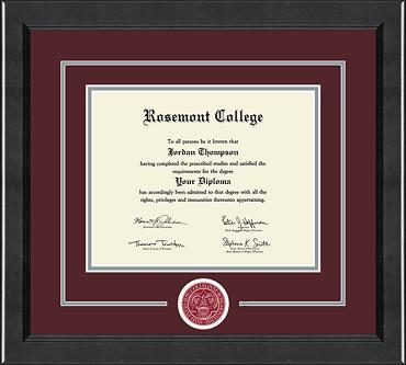 Lasting Memories Certificate Frame