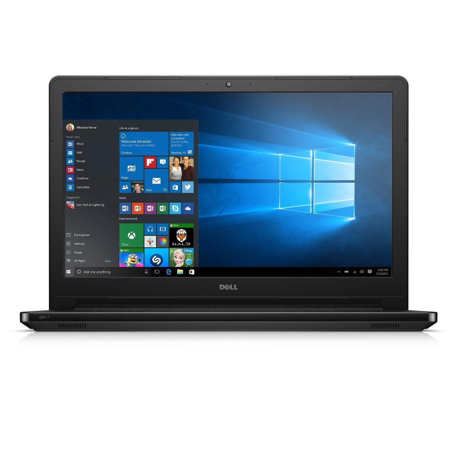 "Inspiron 5000  15"" Laptop"