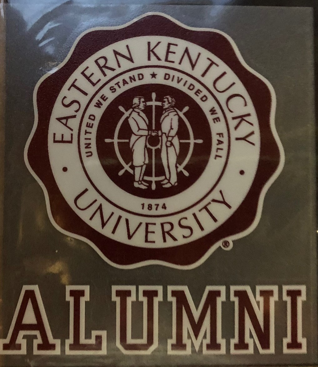 ALUMNI AUTOMOTIVE DECAL STICKER