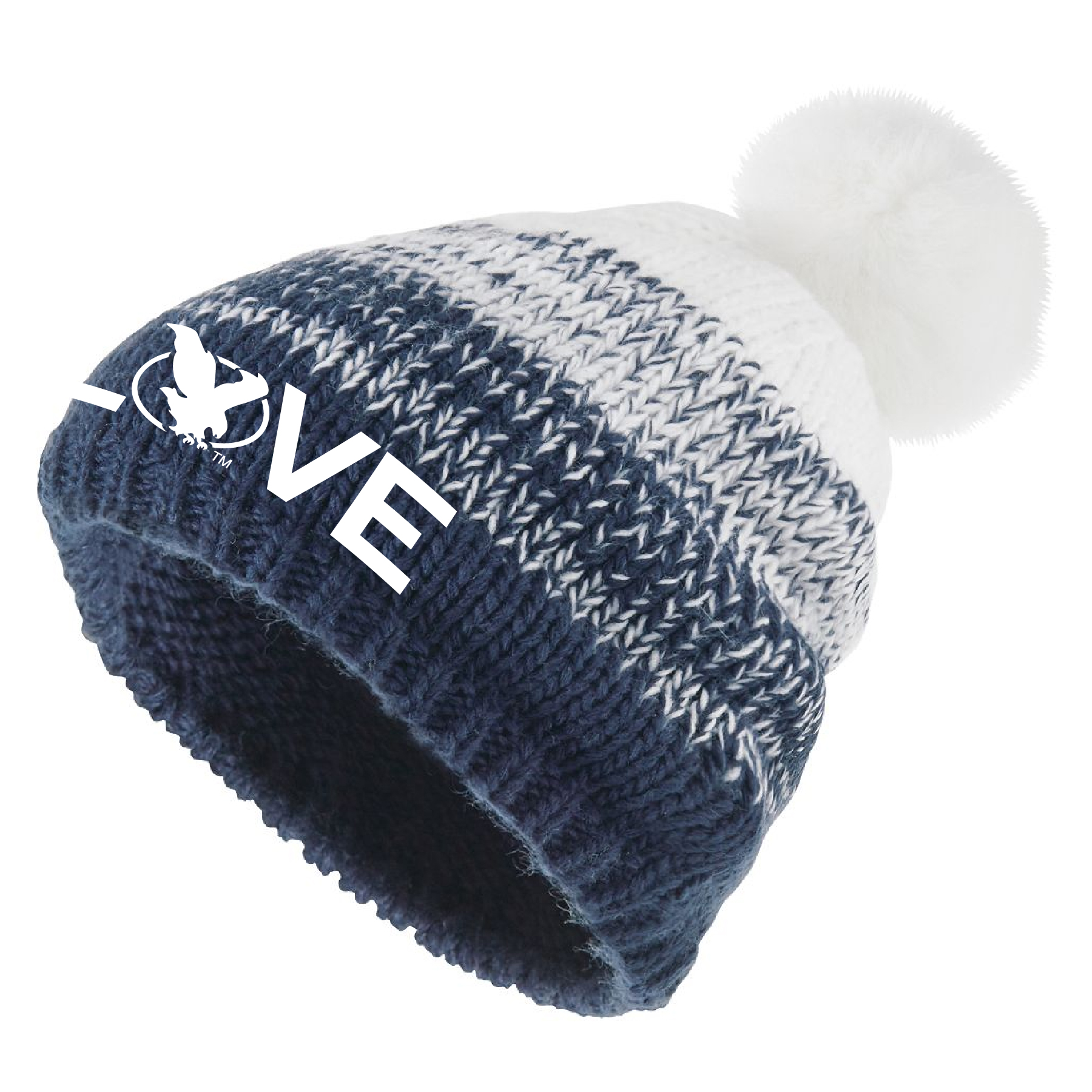 LCCC Ascent Love Beanie