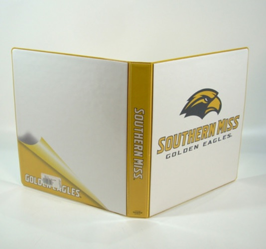 Golden Eagle 1 Inch Three Ring Binder