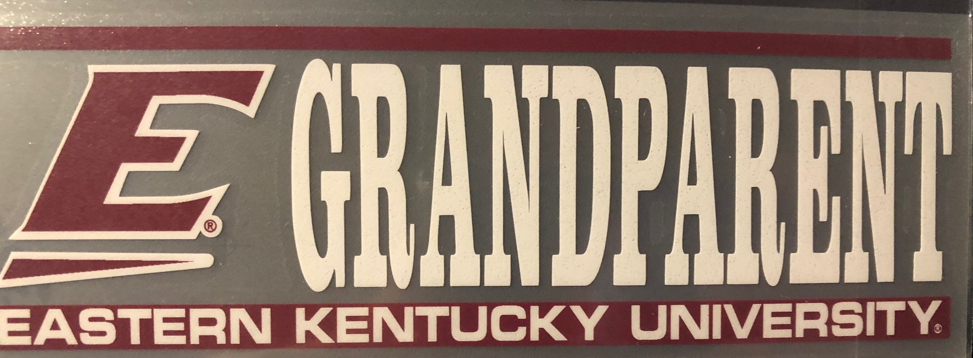 GRANDPARENT AUTO DECAL