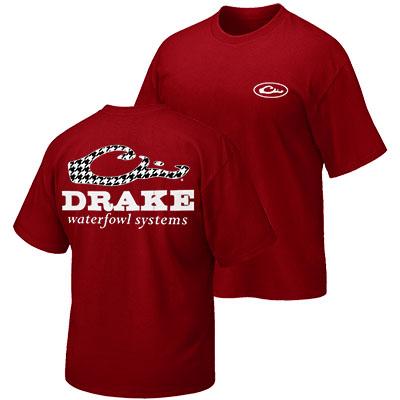 Drake Houndstooth T-Shirt