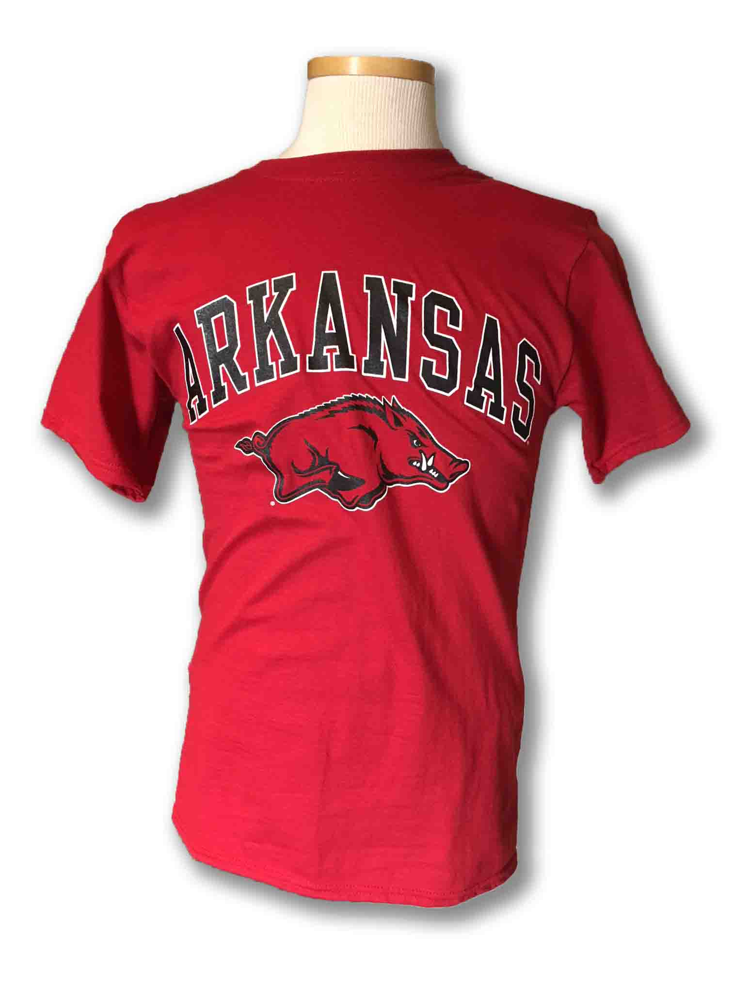 Arkansas Razorback Cotton Tee