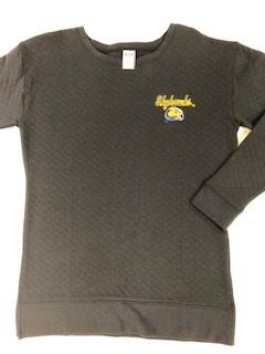 Fort Lewis Women's Quilted Sweatshirt