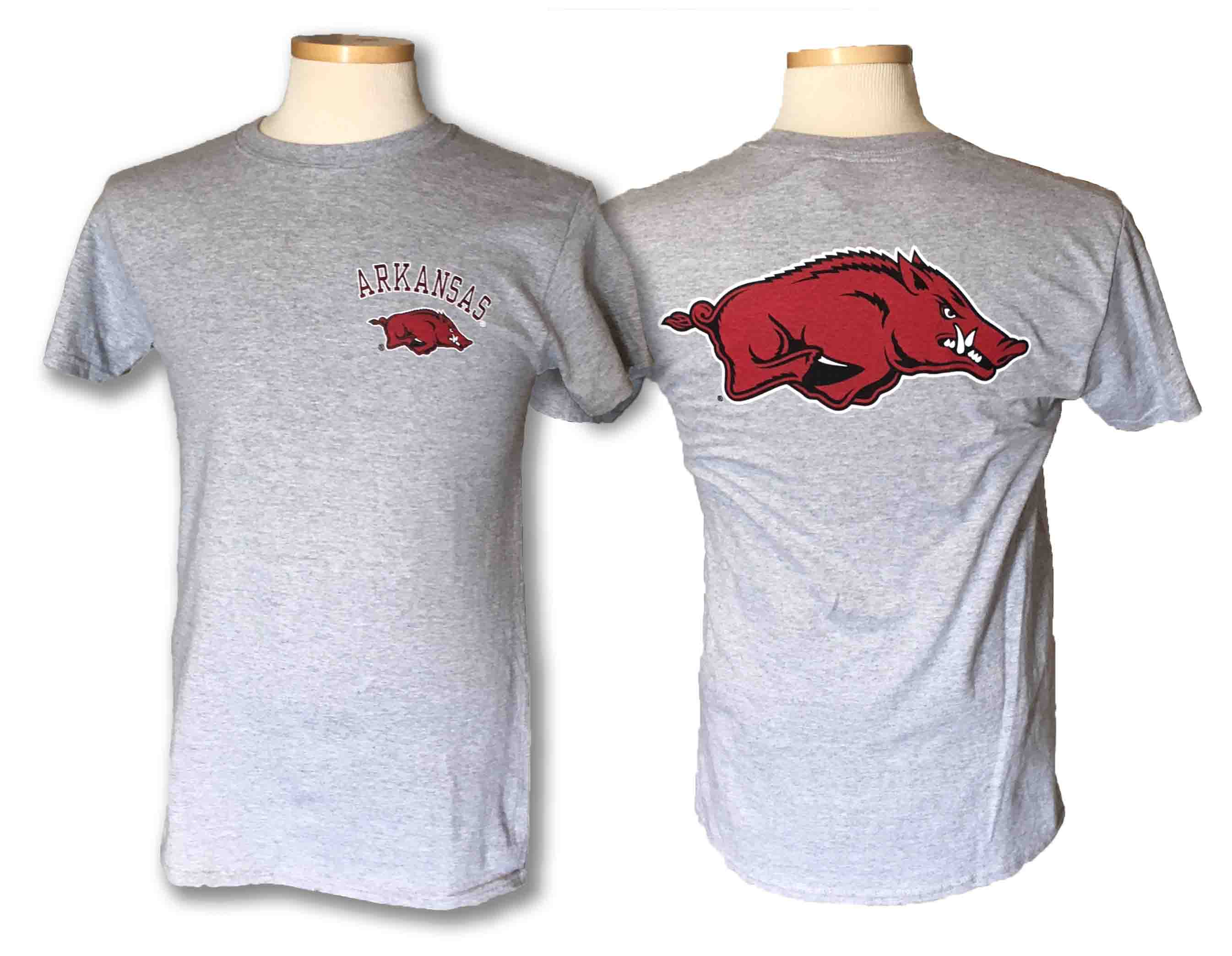Arkansas Razorback Generic Two-Sided Tee