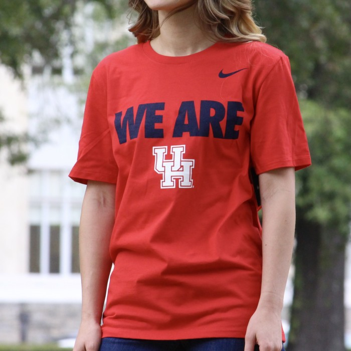 We Are UH  Nike Tee