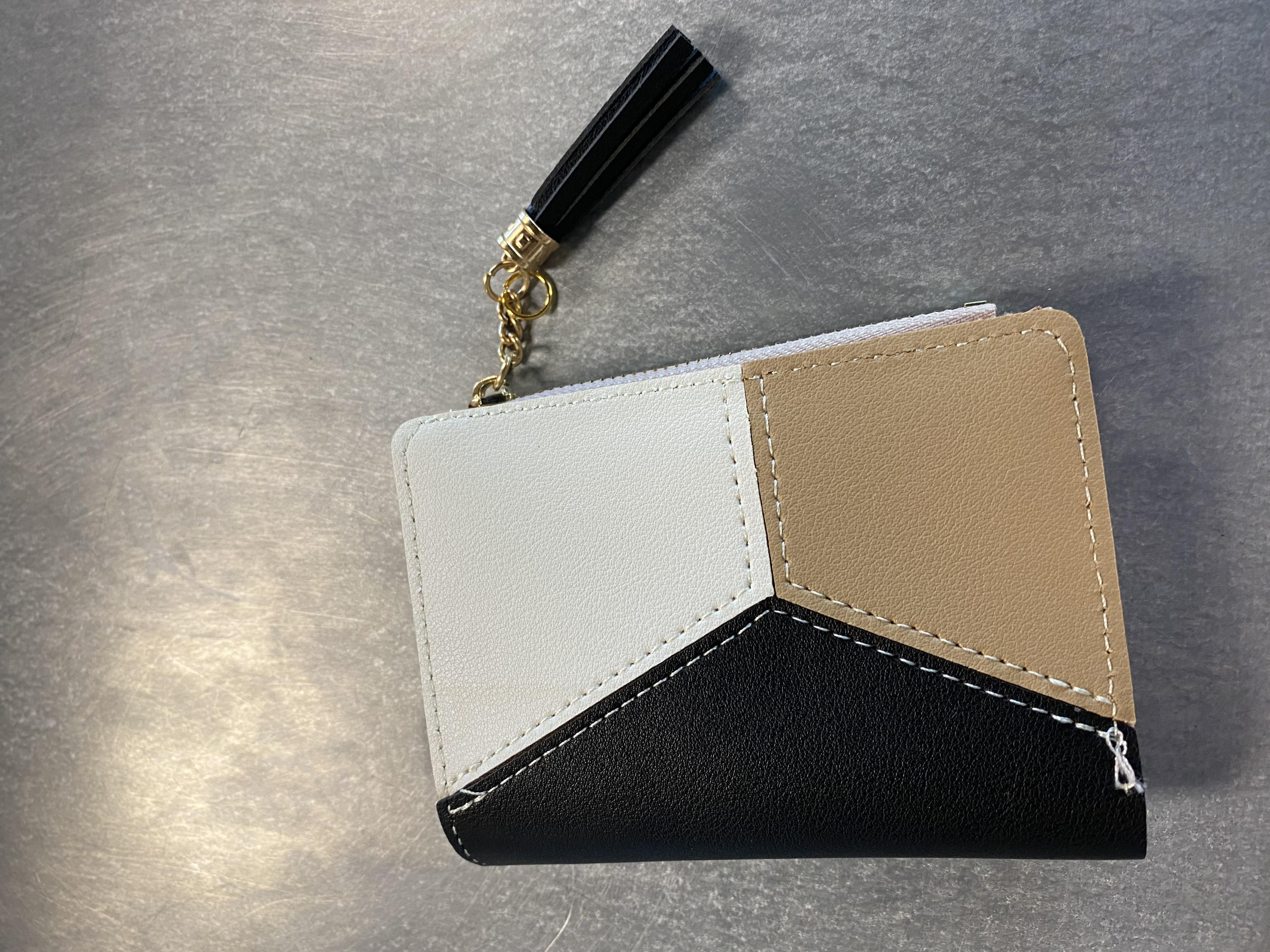 Wallet w/ Tassle