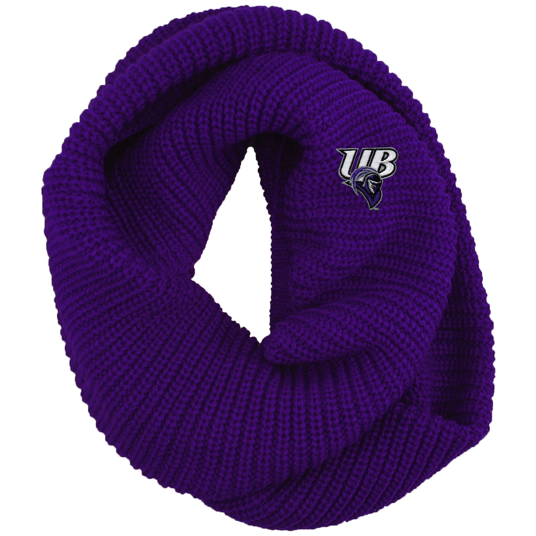 LogoFit Chunky Purple Scarf