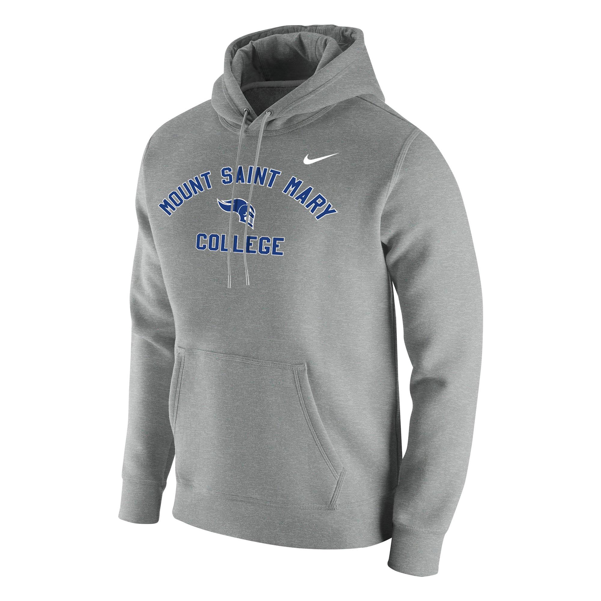 Nike Stadium Hoodie - Grey