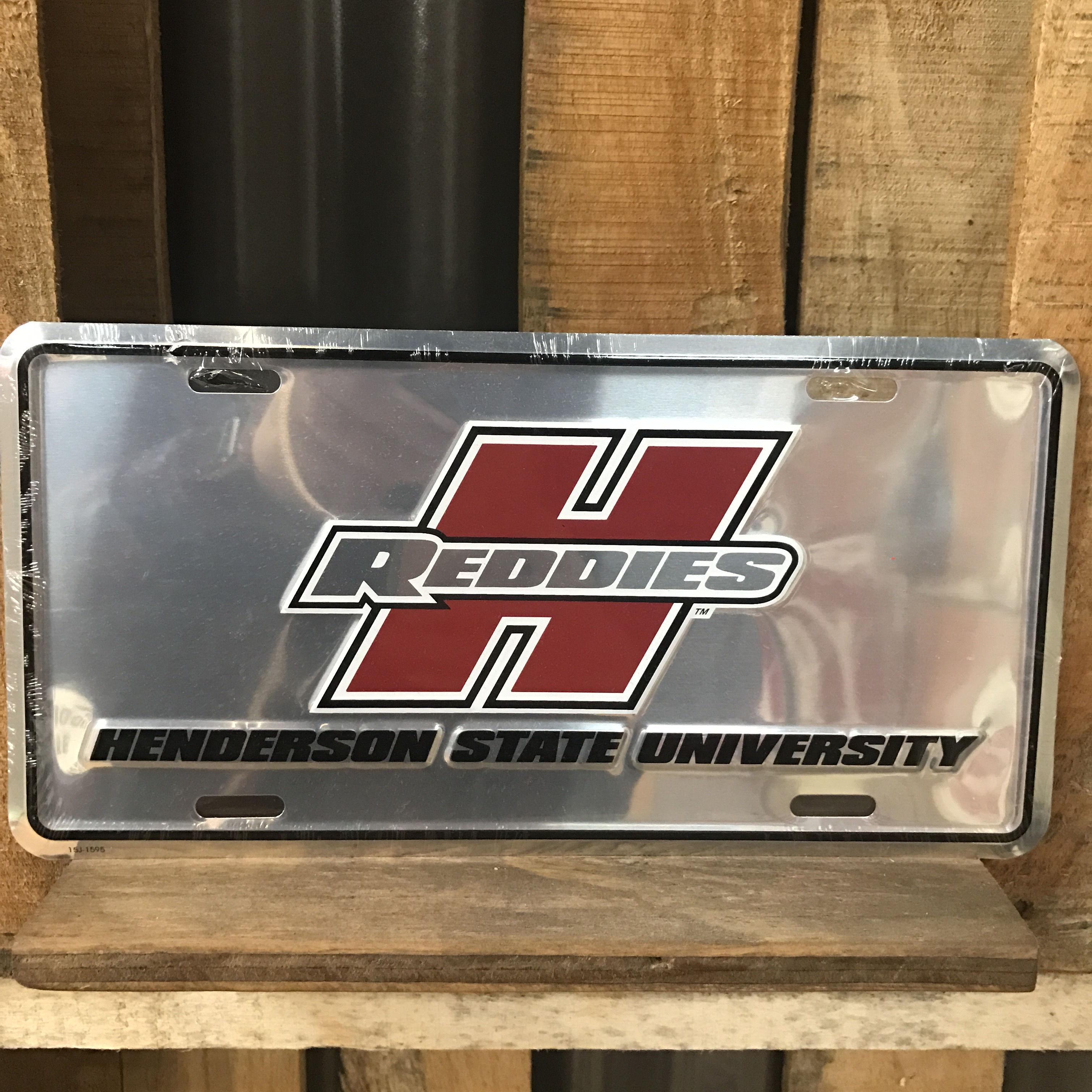 Henderson Front License Plate