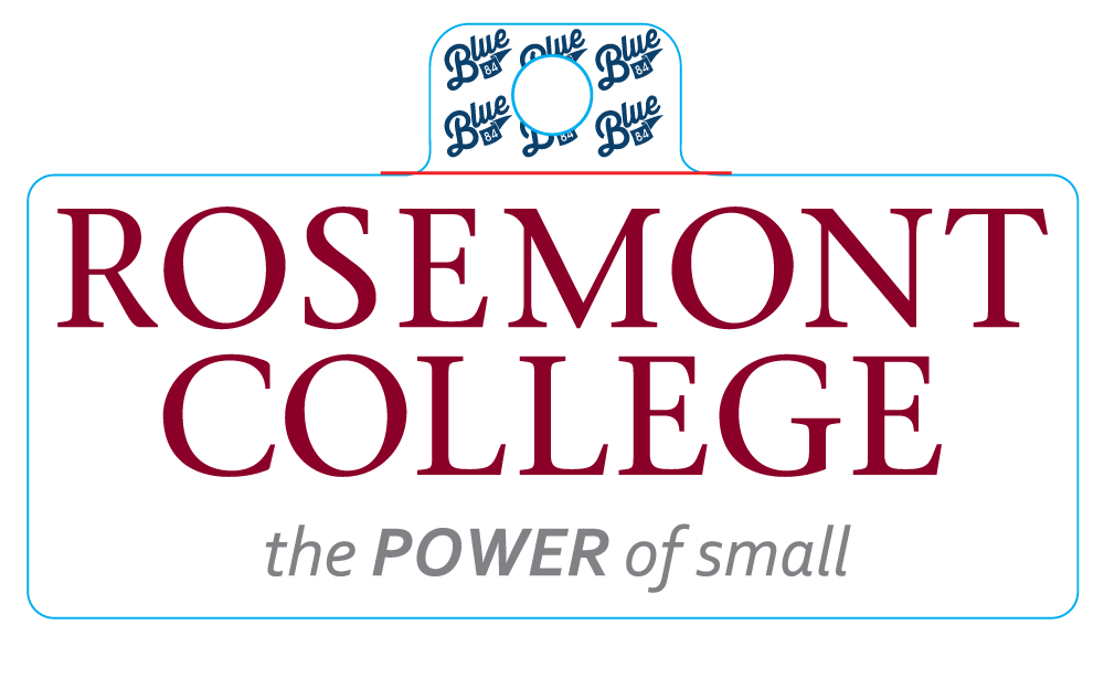 Rosemont College Sticker