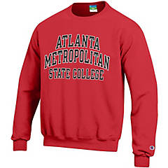 Atlanta Metropolitan State College Crewneck Sweatshirt