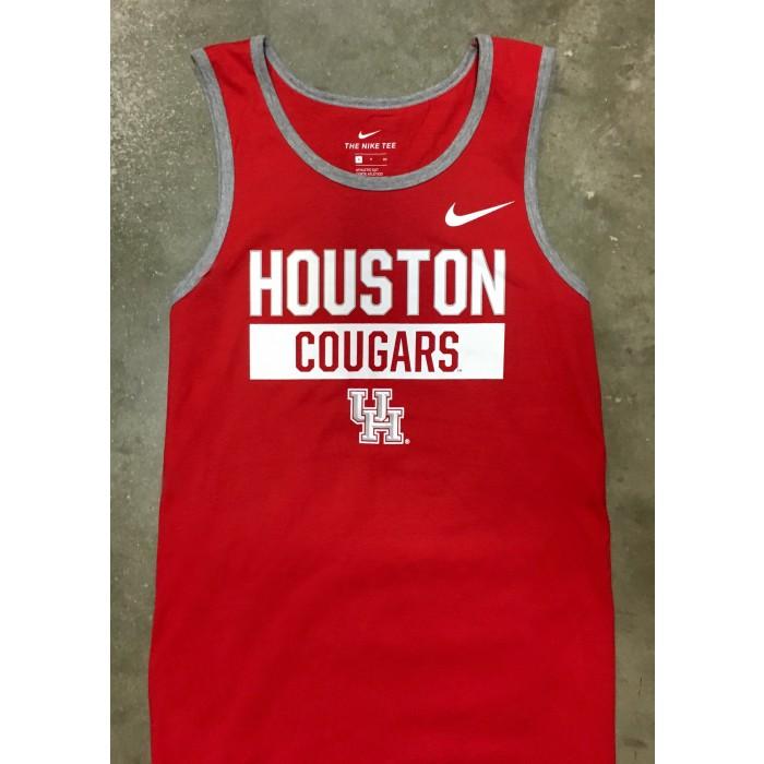 Houston Cougars Nike Tank