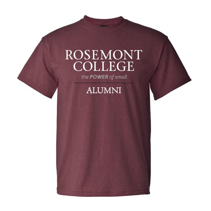 Rosemont Alumni Power of Small