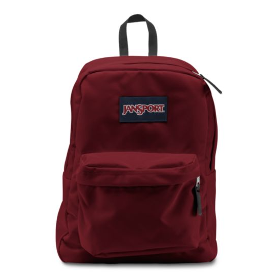 Super Break Viking Red Backpack