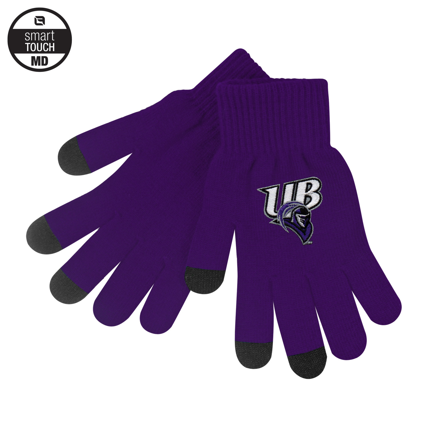 UB iText Purple Gloves