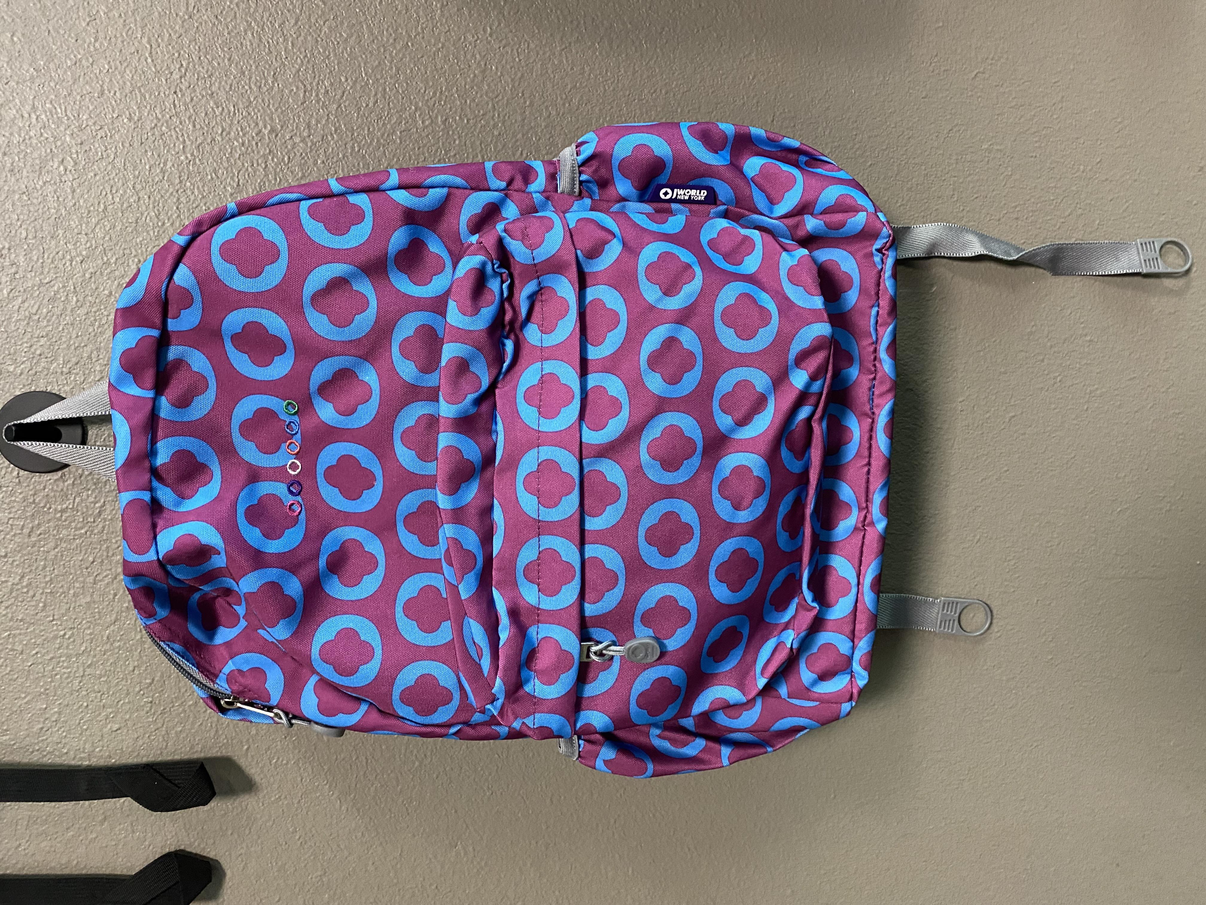 JWorld Logo Backpack