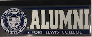 Fort Lewis Alumni Decal