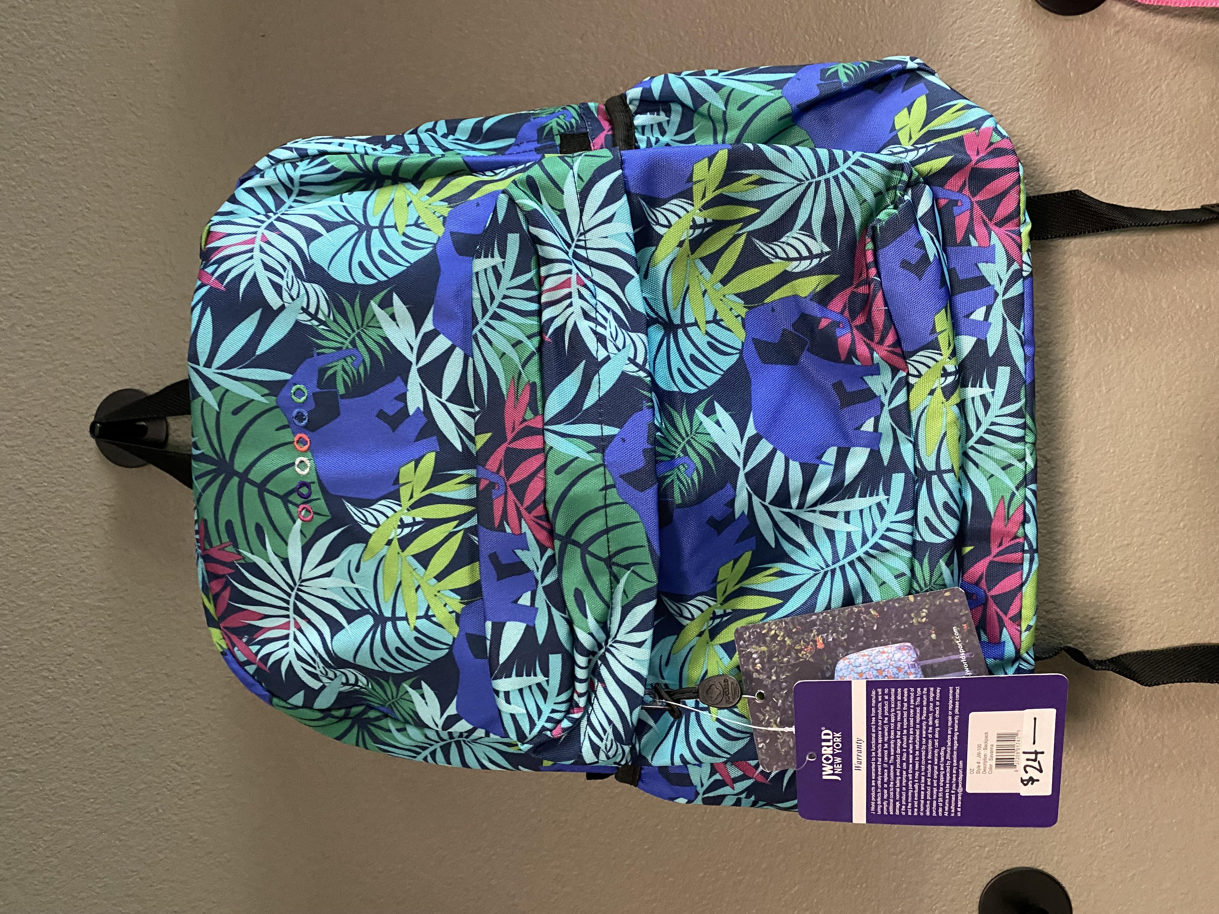 JWorld Backpack (Savanna)