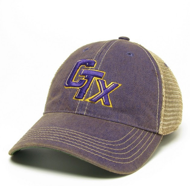 Purple Old Favorite Trucker Hat