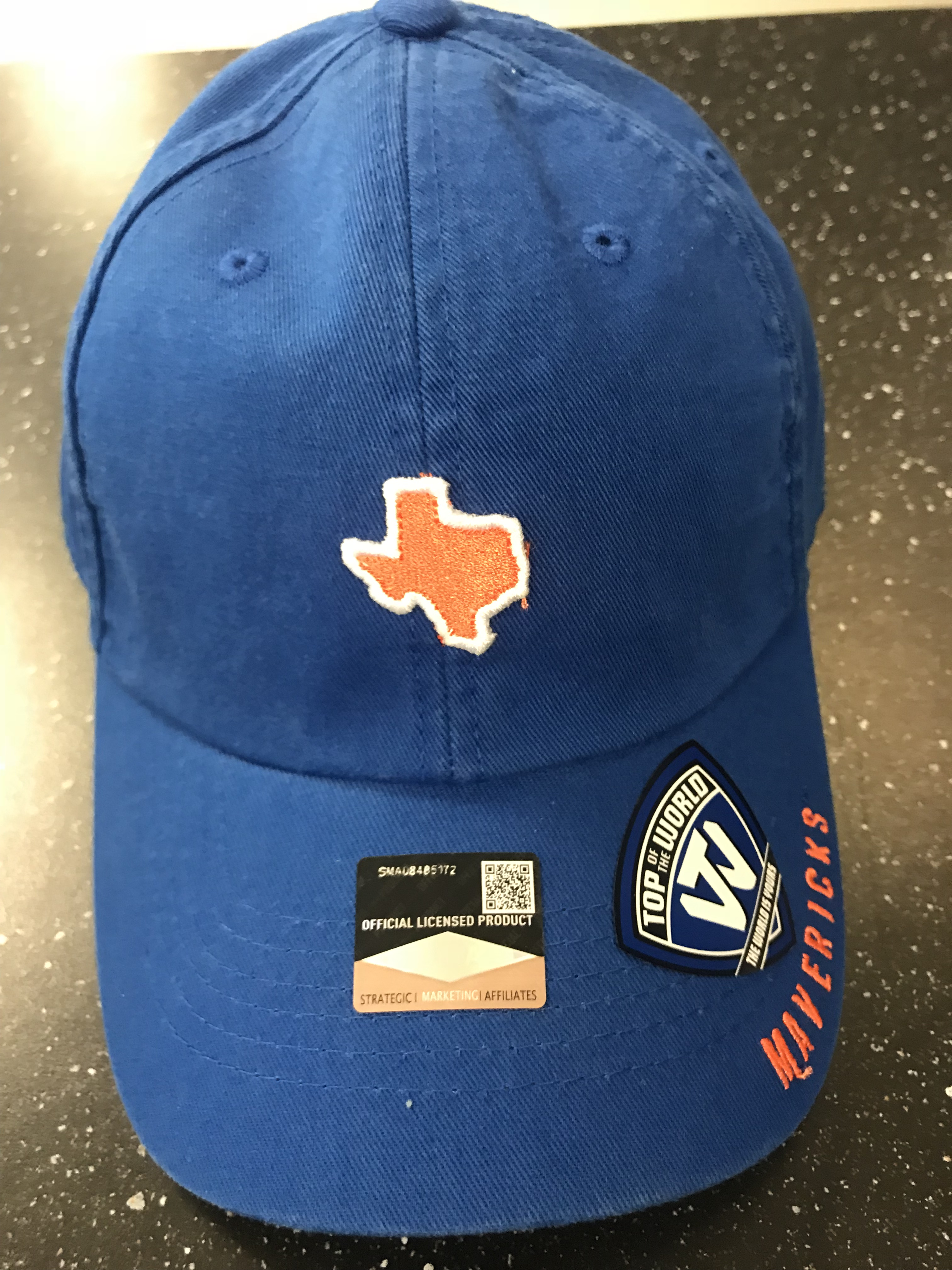 Texas Mavericks Hat