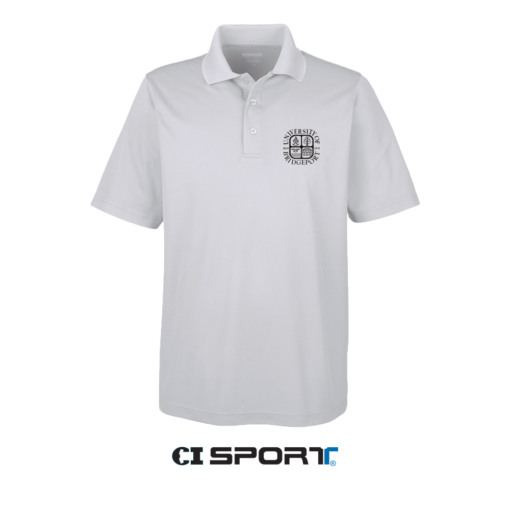CI Sport Polo - Cool Grey