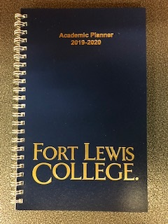 Fort Lewis Academic Planner 2019/2020