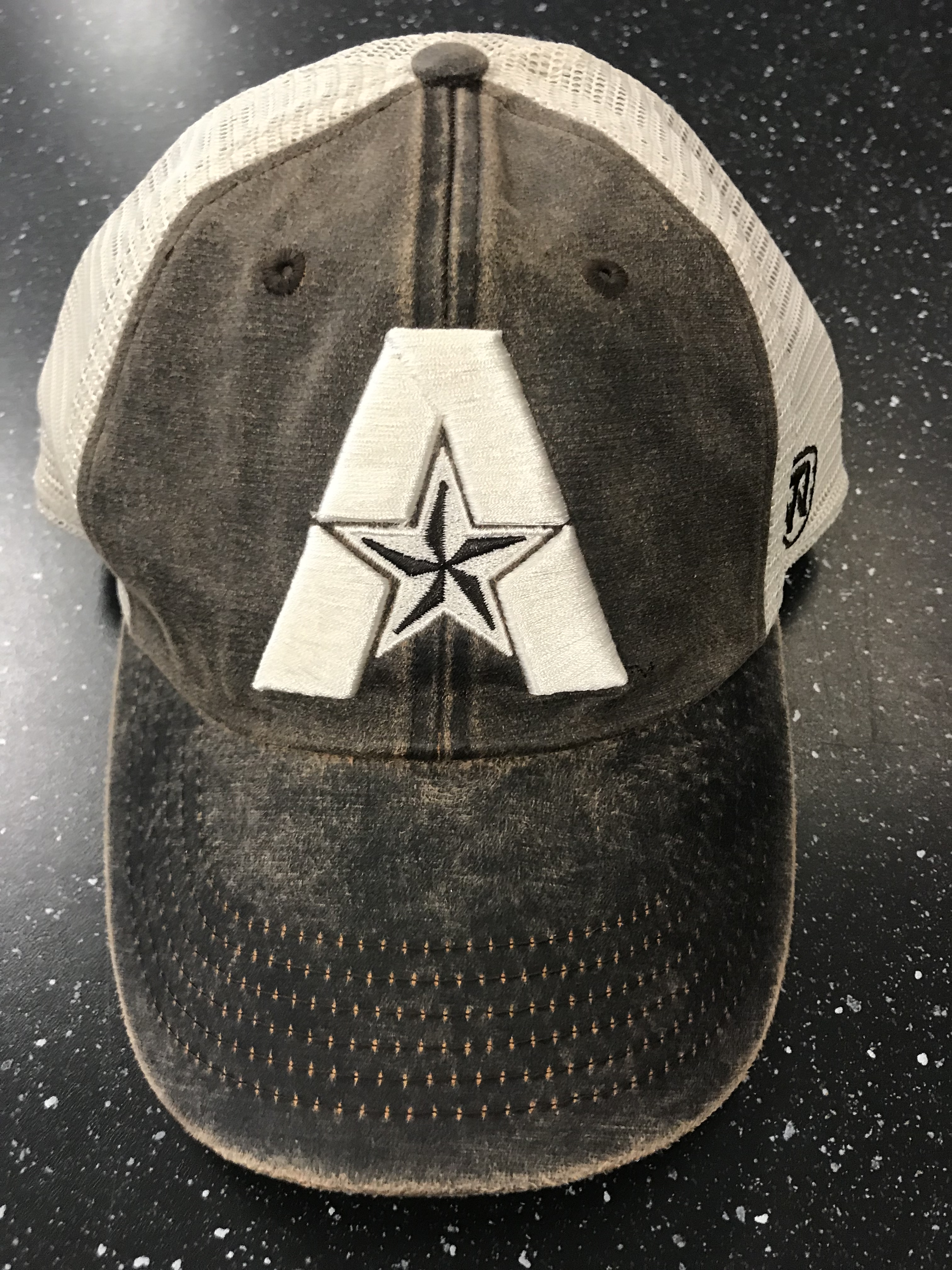 Brown UTA Logo Hat